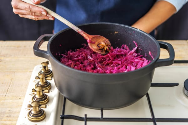 Cook the Red Cabbage