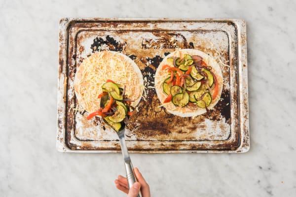 Make Quesadillas