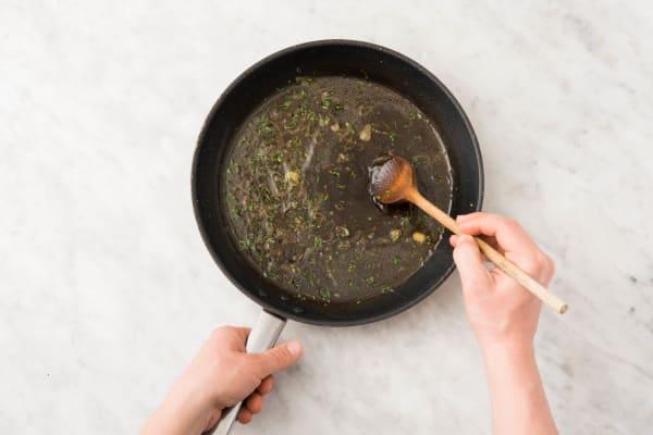 Make Pan Sauce