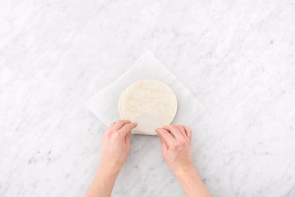 Warm Tortillas