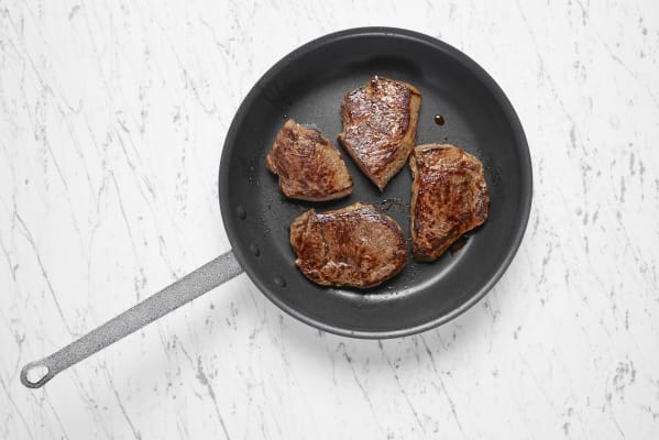 Cook Steaks