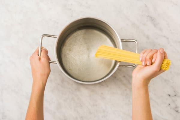 Snijden, hakken, koken
