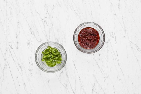 Make Sauce and Pickle Jalapeno