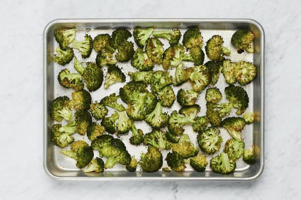 Roast Broccoli