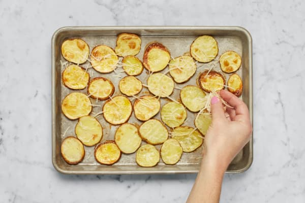 Finish Potatoes