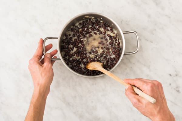 Cook Rice and Beans