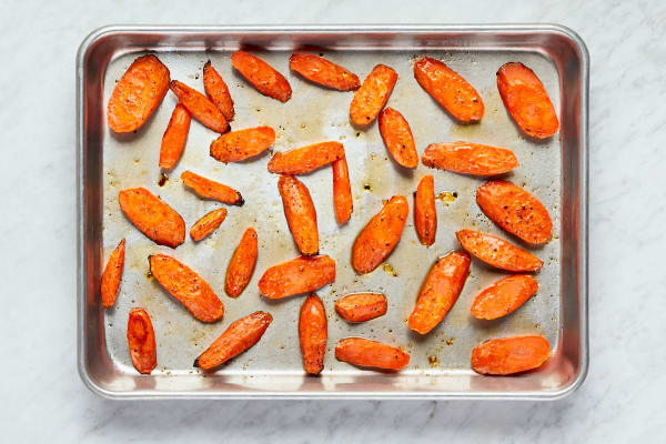 Cook Carrots and Potatoes
