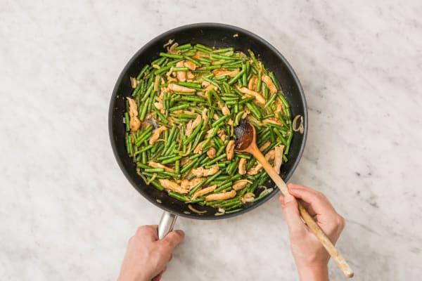 Curry maken