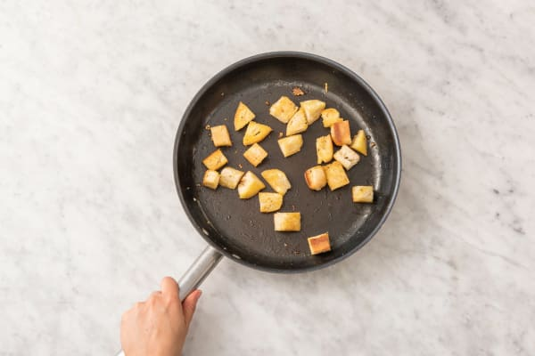 Croutons maken