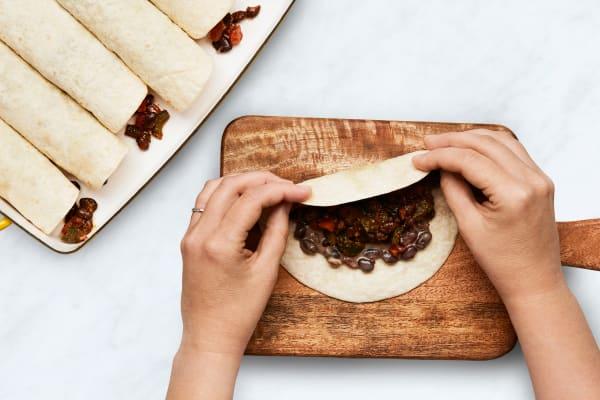 Make Enchiladas