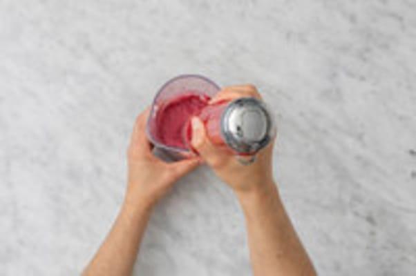 Rodebietencrème maken