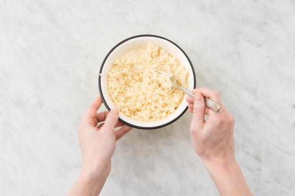 Couscous loshalen