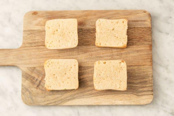 Prep the Bread