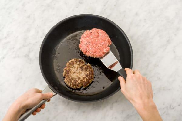 Stek burgare