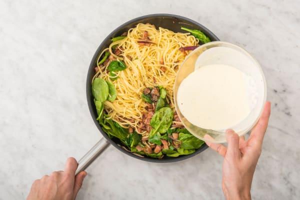 Blanda sås & pasta
