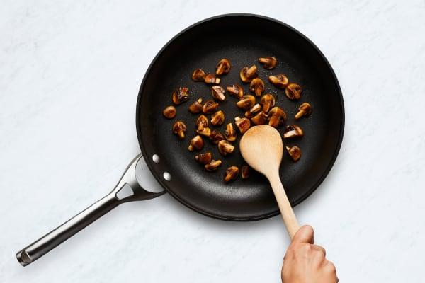 Cook Mushrooms