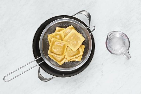 Cook Ravioli