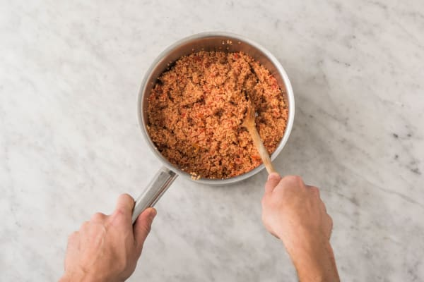 Laga tomatcouscous