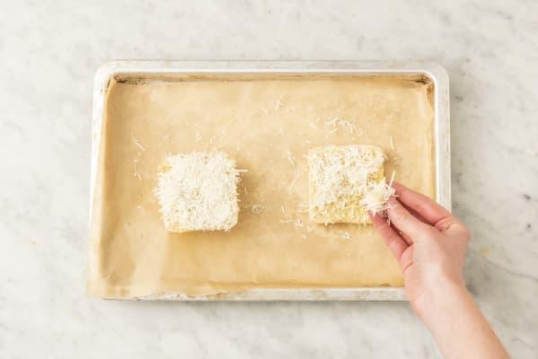 Garlic Bread Time