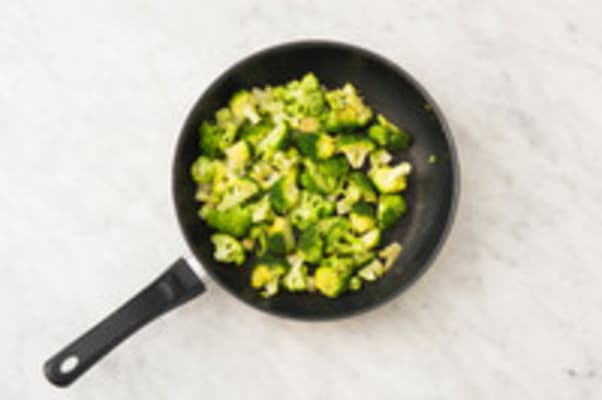 Broccoli stoven