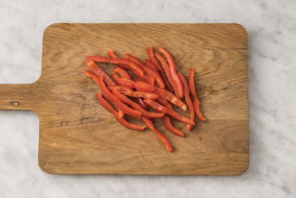 Strimla paprika