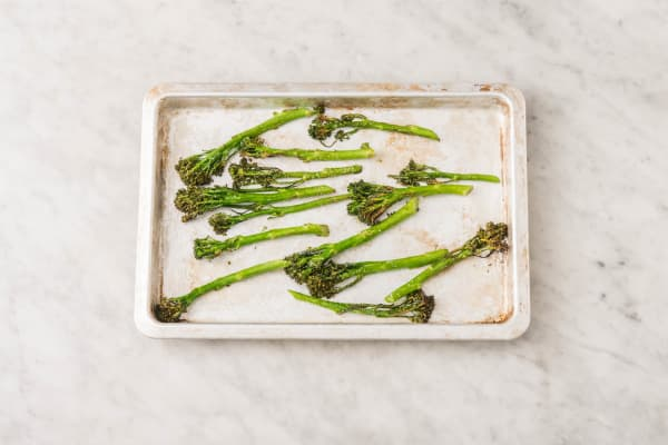 Roast the Tenderstem