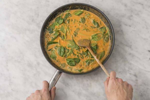 Laga currysås