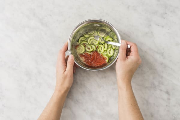 Pickla gurka