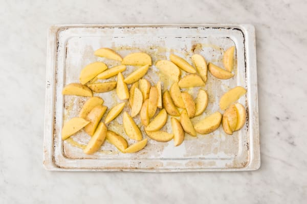 Cook Your Wedges