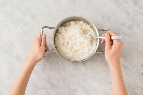 Rice Time