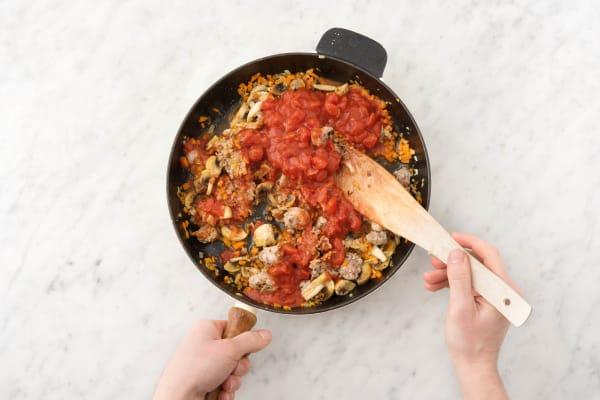Make Bolognese
