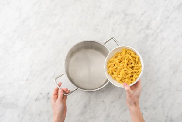 Cook Fusilli