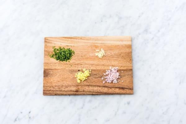 Prep and Make Mayo