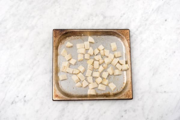 Toast Croutons
