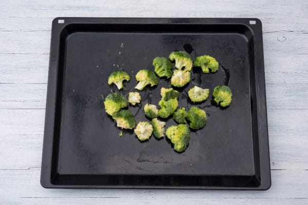 Roast Broccoli