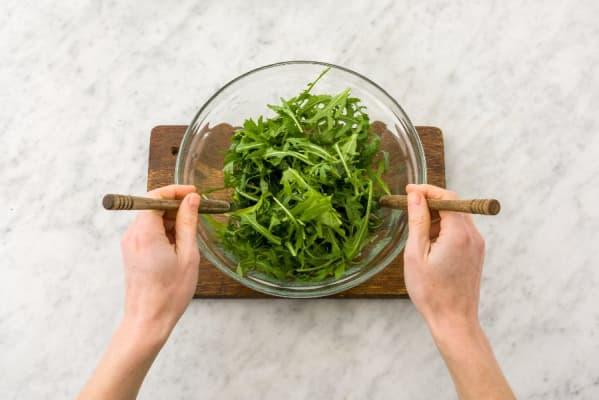 Toss Salad