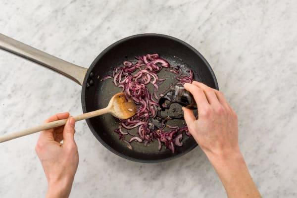 Make Onion Jam