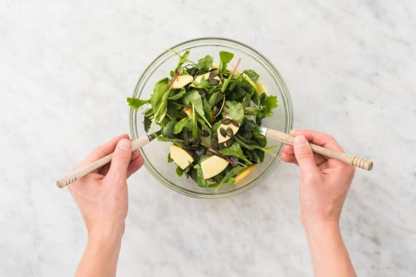 FÜR Den Salat