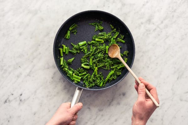Cook Baby Broccoli
