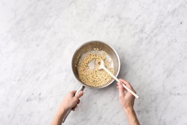 Toast Couscous