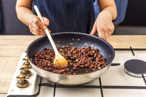 Fry the Beans