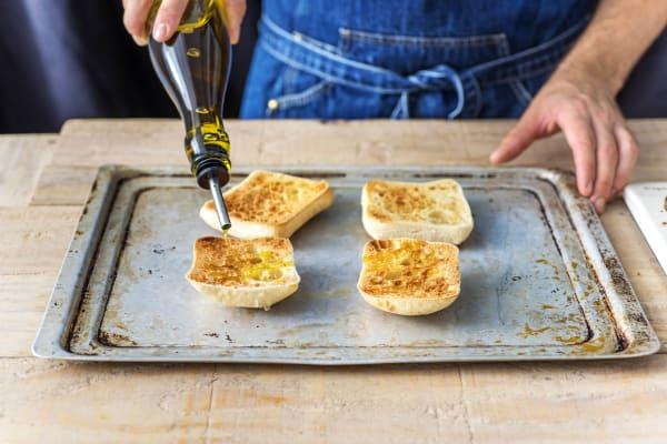 Toast the Ciabatta