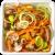 Gemüsemix Lauch, Champignons, Karotte