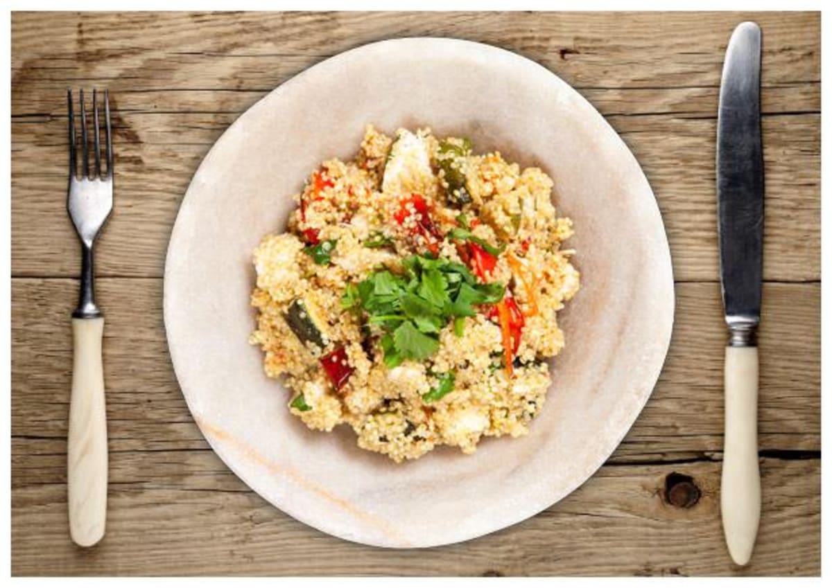 Super Food Quinoa Salad