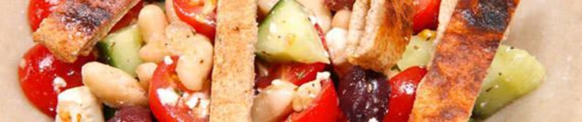 Kylies Greek Salad