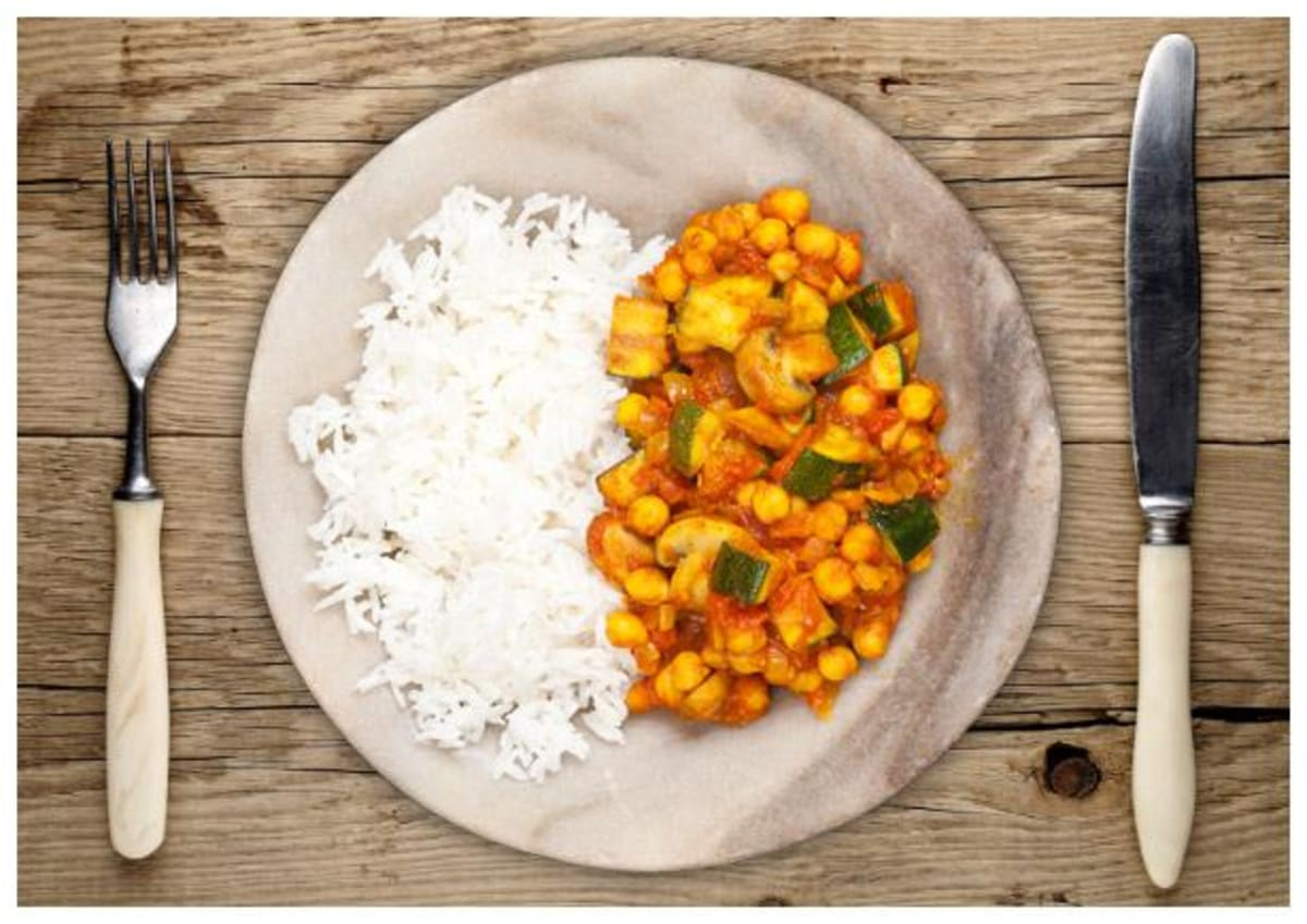 Little Tinkers' Vegetable Curry