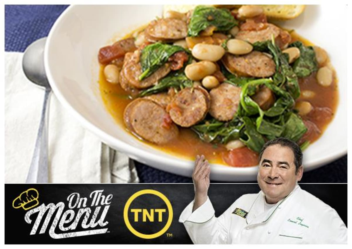 Emeril's Creamy White Beans