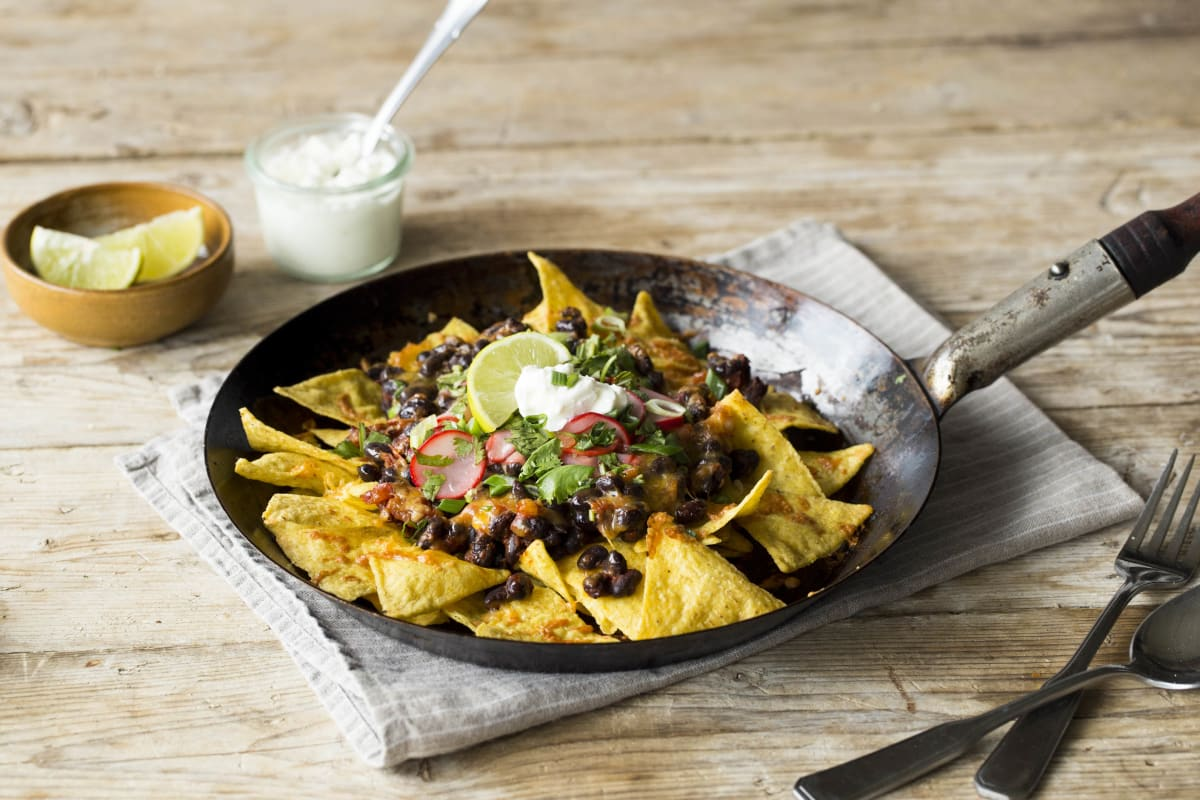 Skillet Chilaquiles