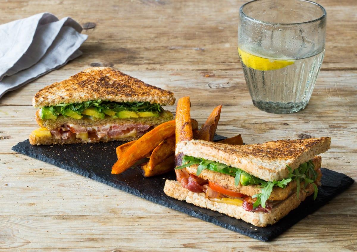 """Sandwich """"American Style"""""""