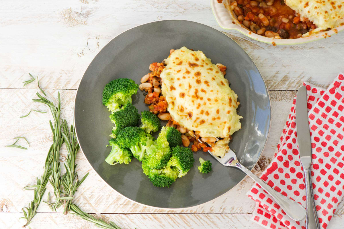 Hearty Vegetable Shepherd's Pie